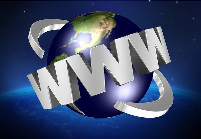 svět a www
