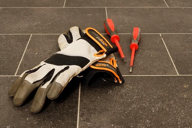 Kupujeme pracovné rukavice na viac ako jedno použitie