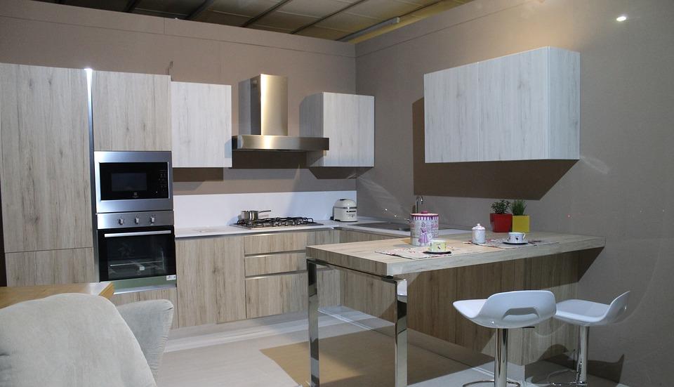 kuchyňa, nábytok
